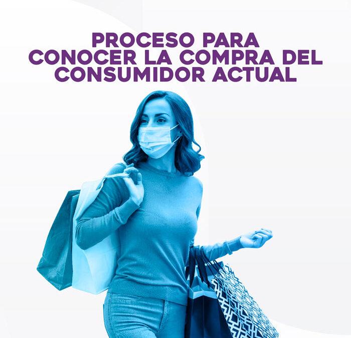 Proceso para conocer la compra del consumidor actual