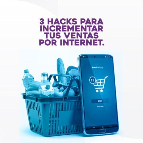 3 HACKS PARA INCREMENTAR TUS VENTAS POR INTERNET.