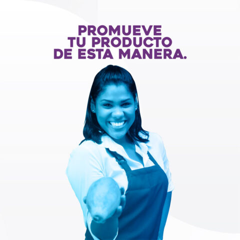 PROMUEVE TU PRODUCTO DE ESTA MANERA.