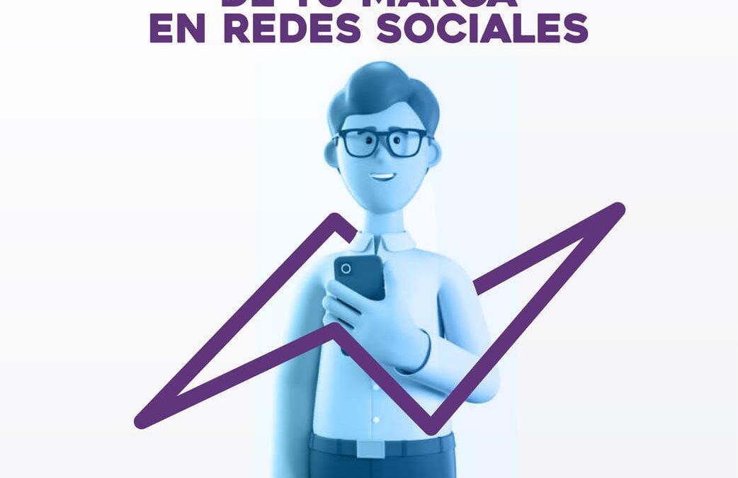 1. Incrementa el alcance de tu marca en redes sociales